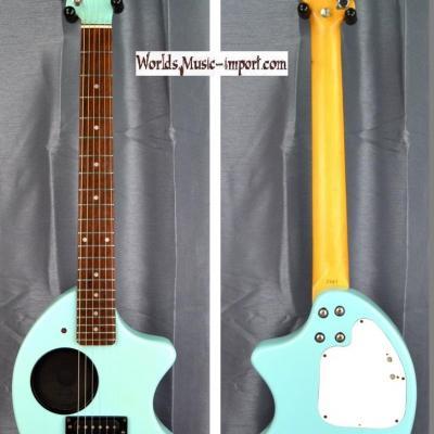 FERNANDES Mini-guitare ZO-3 Sonic Blu import japon *OCCASION*