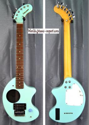 FERNANDES Mini-guitare ZO-3 Sonic Blu DIGI-ZO import japon *OCCASION*