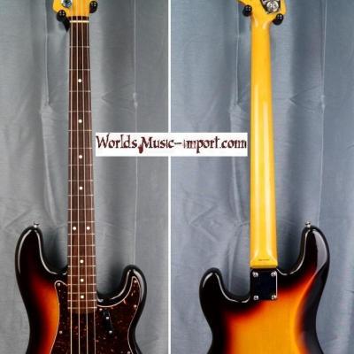 VENDUE... Fender Precision Bass Hama Okamoto PB'60 Signature 3 CS 'RARE' japan import *OCCASION*
