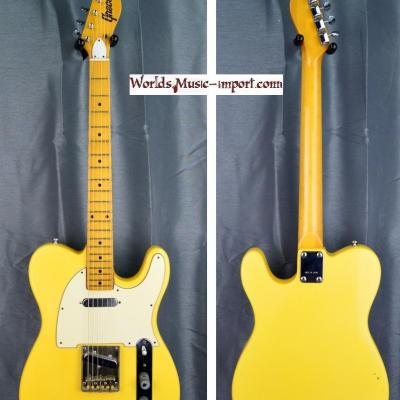 VENDUE... GRECO Telecaster Yellow White 1970 Japon import *OCCASION*