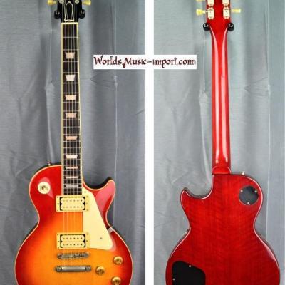 ARIA PRO II Les Paul Standard LS-600 1981 CherrySunburst japan import *OCCASION*