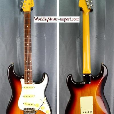 VENDUE... FENDER Stratocaster ST'62-TX US 2004 3TS japon import *OCCASION*