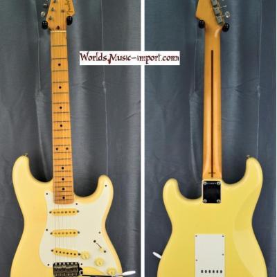 VENDUE... FENDER Stratocaster ST'57 YWH 1987 japon import 'STD57 Domestic' japon import *OCCASION*