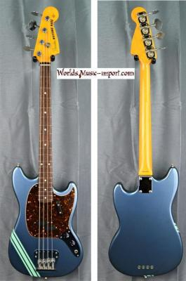FENDER Mustang Bass Racing competition MB'98 CO 2010 Lake Placid Blu japan import  *OCCASION*