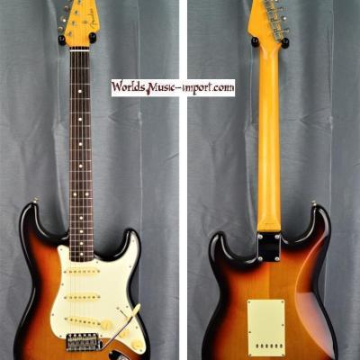 VENDUE... Fender Stratocaster ST'62-DMC US 2005 'DiMarzio collection' 3 Tons Sunburst japan import *OCCASION*