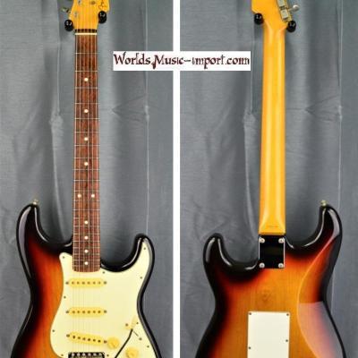 VENDUE... FENDER Stratocaster ST'62-TX 3TS 1999 Japan import *OCCASION*