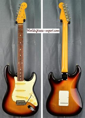 FENDER Stratocaster ST'62-TX 3TS 1999 Japan import *OCCASION*