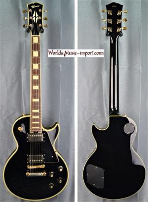 Greco Les Paul Custom EGC-100 Black 2000 japan import *OCCASION*