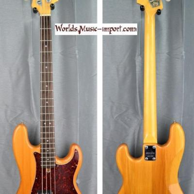 VENDUE... GRECO Precision Bass PB'600 'Electric Bass' 1973 Ash Natural gloss Japan import *OCCASION*