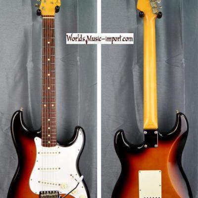 FENDER Stratocaster ST'62 3TS 1993 japon import *OCCASION*