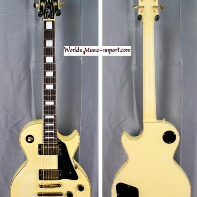 Orville by GIBSON Les Paul Custom LPC White 1991 japan import *OCCASION*