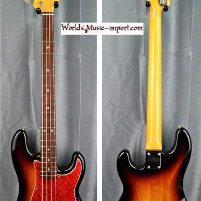 VENDUE... FENDER Precision Bass PB'62-US 3TS 1997 japon import *OCCASION*