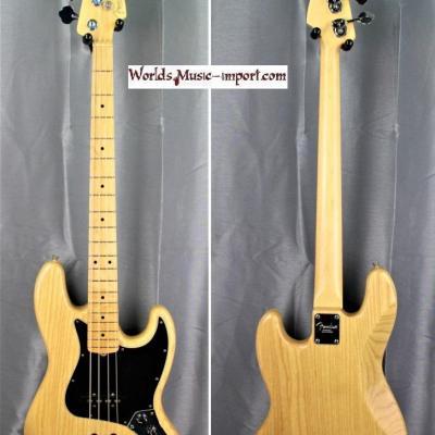 Fender Jazz Bass American Professionnal ASH 2017 VNT US import *OCCASION*
