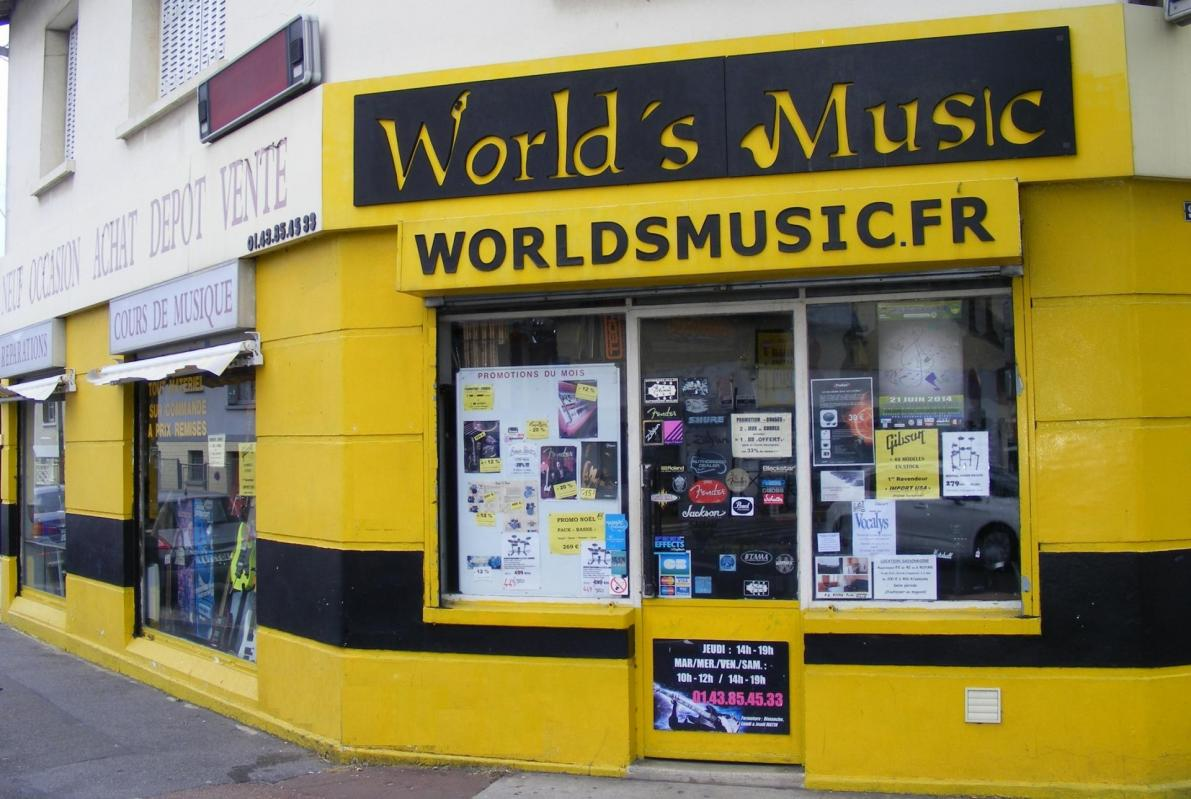 Worldsmusic exterieur